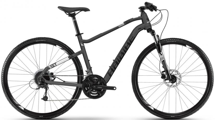 Велосипед HAIBIKE SEET Cross 3.0 28 2020