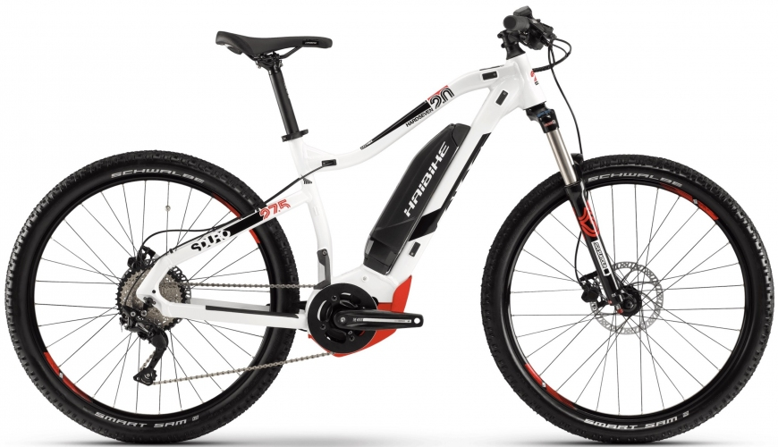 Электровелосипед HAIBIKE SDURO HardSeven 2.0 27.5 2019