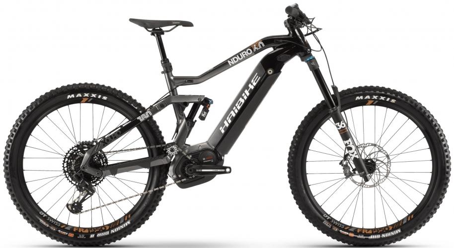 Электровелосипед HAIBIKE XDURO Nduro 6.0 27.5 2019