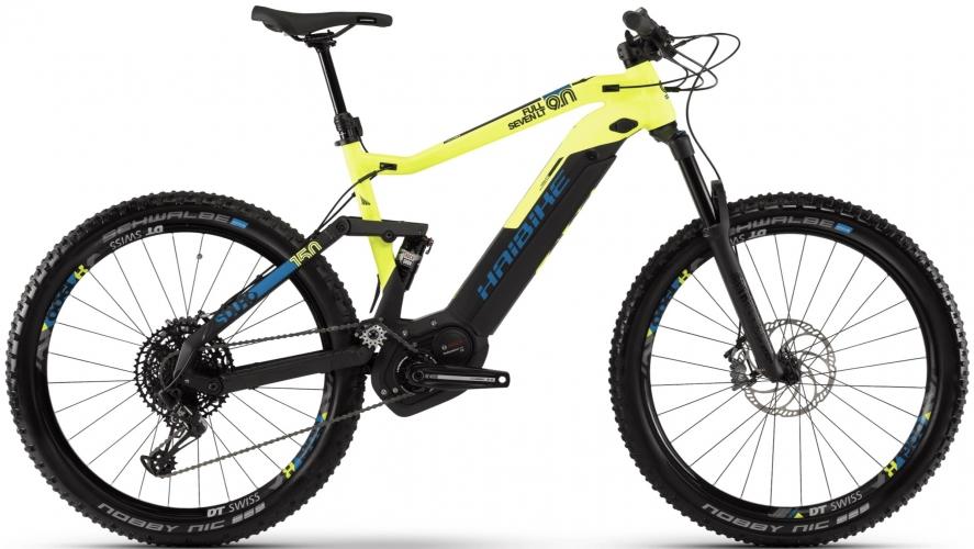 Электровелосипед HAIBIKE SDURO FullSeven LT 9.0 27.5 2019
