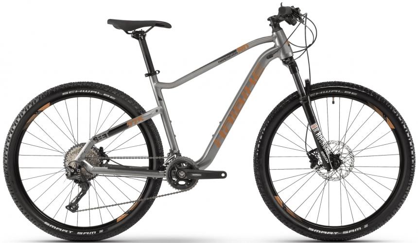 Велосипед HAIBIKE SEET HardSeven 6.0 27.5 2020