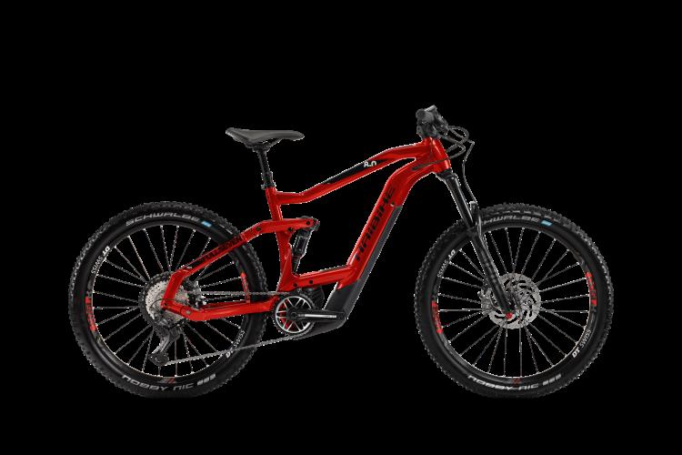 Электровелосипед HAIBIKE SDURO FULLSEVEN LT 8.0 27.5 2020