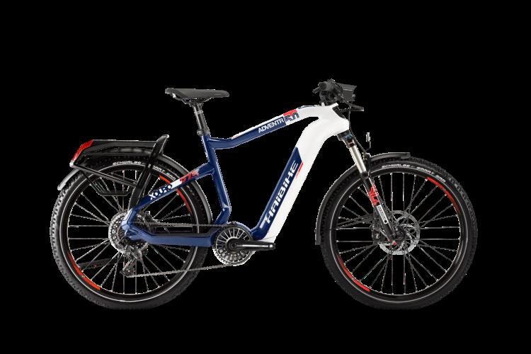 Электровелосипед HAIBIKE XDURO ADVENTR 5.0 Carbon FLYON 27.5 2020