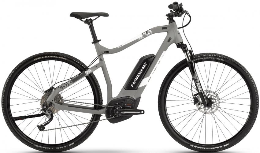 Электровелосипед HAIBIKE SDURO Cross 3.0 28 2019