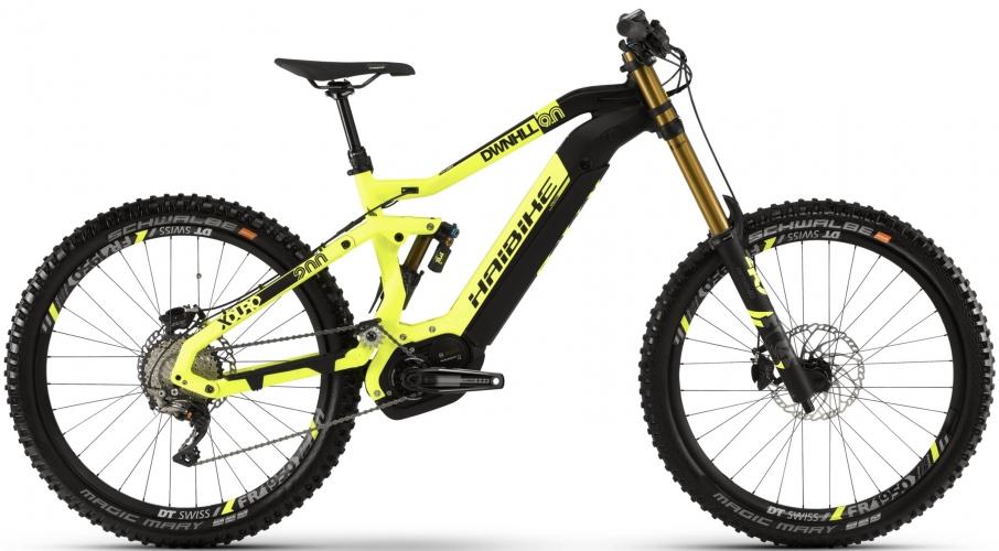 Электровелосипед HAIBIKE XDURO Dwnhll 9.0 27.5 2019