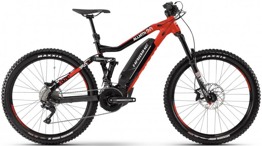 Электровелосипед HAIBIKE XDURO AllMtn 2.0 27.5 2019