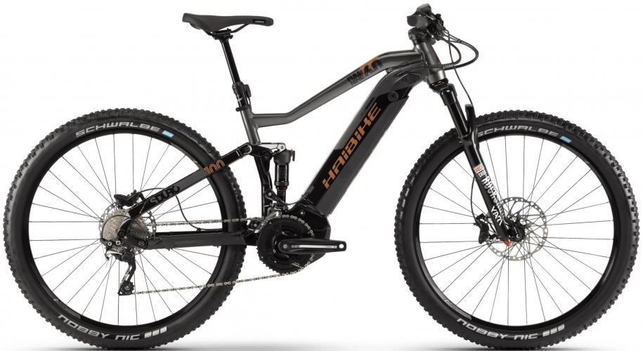 Электровелосипед HAIBIKE SDURO FullNine 6.0 29 2019