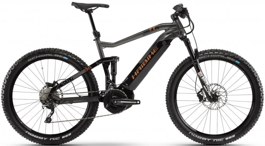 Электровелосипед HAIBIKE SDURO FullSeven 6.0 27.5 2019