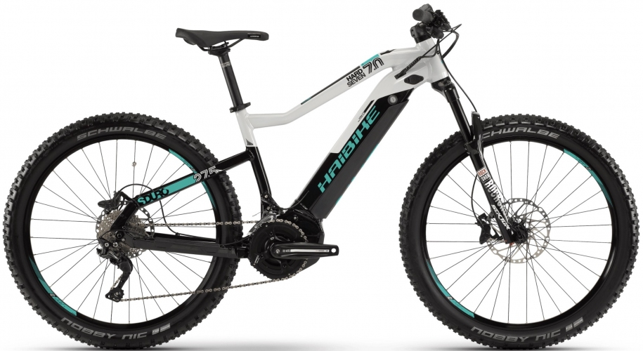 Электровелосипед HAIBIKE SDURO HardSeven 7.0 27.5 2019