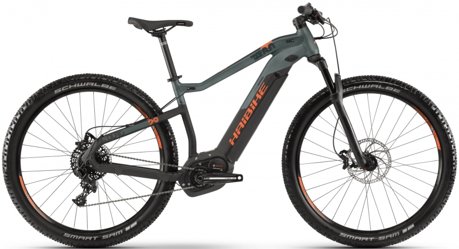 Электровелосипед HAIBIKE SDURO HardNine 8.0 29 2019