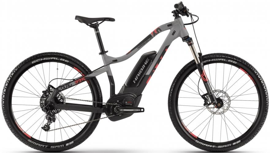 Электровелосипед HAIBIKE SDURO HardSeven Life 6.0 27.5 2019