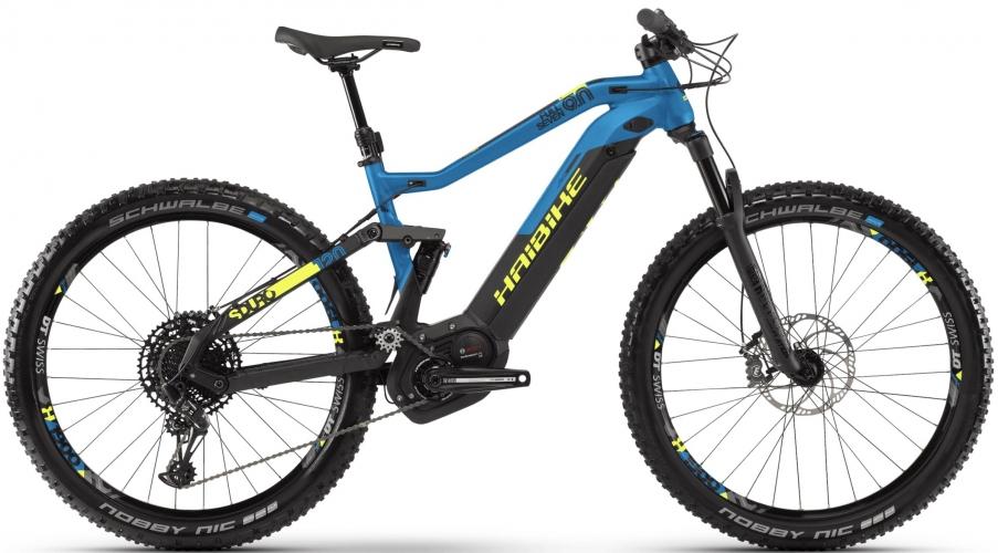 Электровелосипед HAIBIKE SDURO FullSeven 9.0 27.5 2019