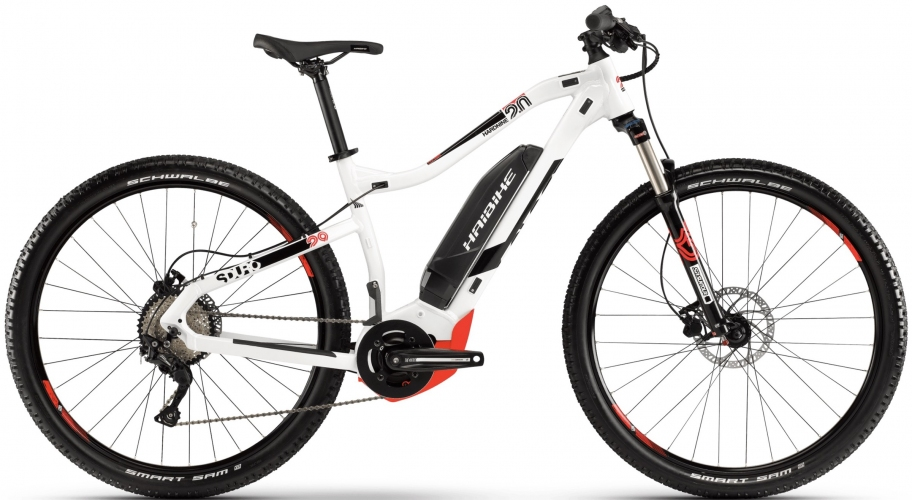 Электровелосипед HAIBIKE SDURO HardNine 2.0 29 2019