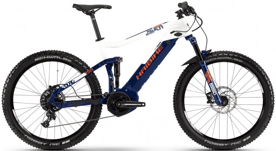 Электровелосипед HAIBIKE SDURO FullSeven 5.0 27.5 2019