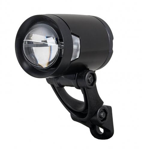 Фара передняя HERRMANS LED Pro eBike, 230Lum, 6/12V