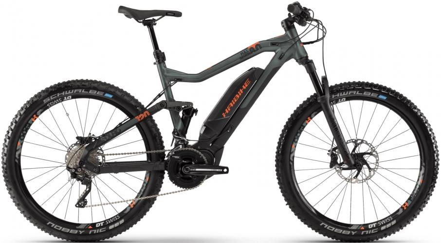 Электровелосипед HAIBIKE SDURO FullSeven 8.0 27.5 2019
