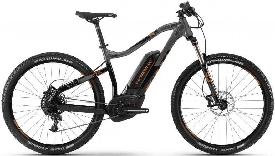 Электровелосипед HAIBIKE SDURO HardSeven 6.0 27.5 2019