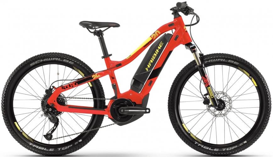 Электровелосипед HAIBIKE SDURO HARDFOUR 2.0 24 2019