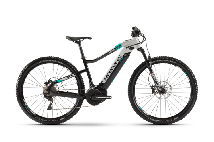 Электровелосипед HAIBIKE SDURO HARDNINE 7.0 29 2020