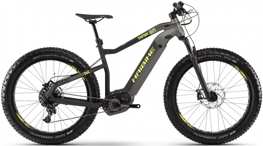 Электровелосипед HAIBIKE XDURO FatSix 9.0 26 2019