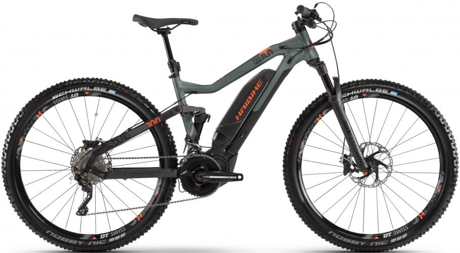Электровелосипед HAIBIKE SDURO FullNine 8.0 29 2019