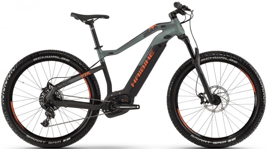 Электровелосипед HAIBIKE SDURO HardSeven 8.0 27.5 2019