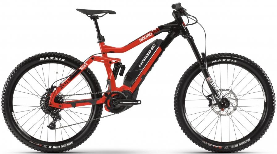 Электровелосипед HAIBIKE XDURO Nduro 2.0 27.5 2019