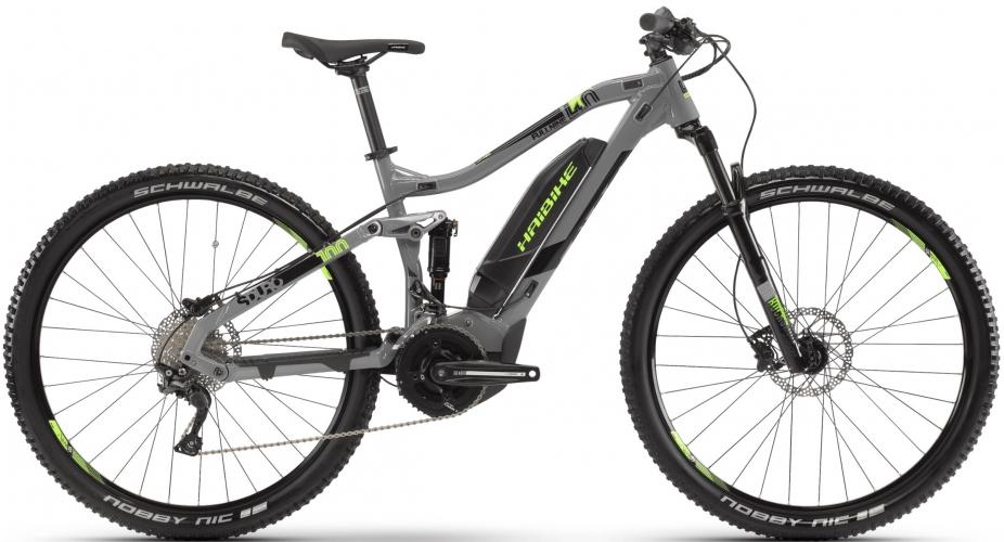 Электровелосипед HAIBIKE SDURO FullNine 4.0 29 2019