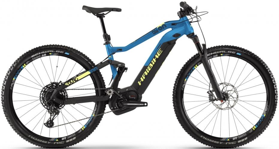 Электровелосипед HAIBIKE SDURO FullNine 9.0 29 2019