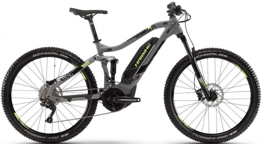 Электровелосипед HAIBIKE SDURO FullSeven 4.0 27.5 2019