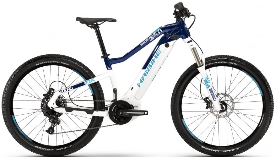 Электровелосипед HAIBIKE SDURO HardSeven Life 5.0 27.5 2019