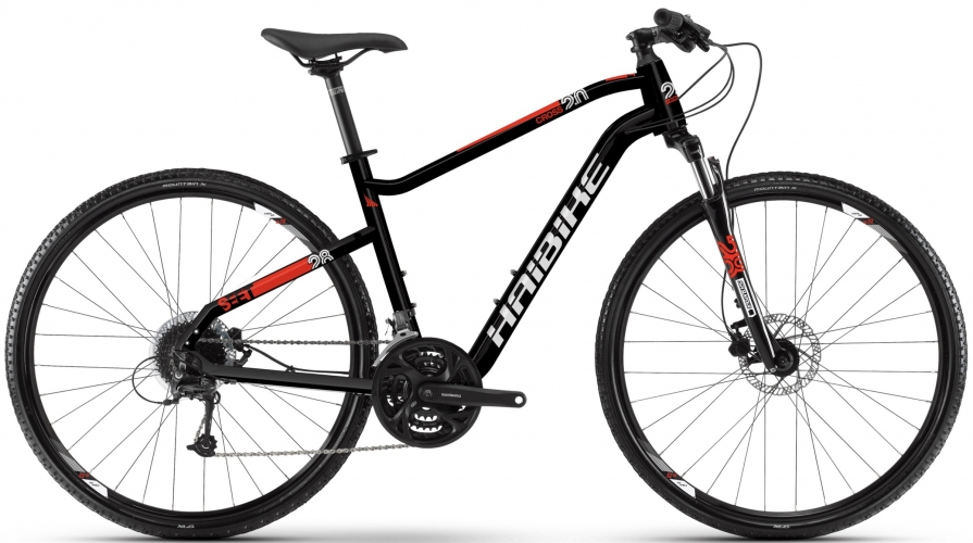 Велосипед HAIBIKE SEET Cross 2.0 28 2020