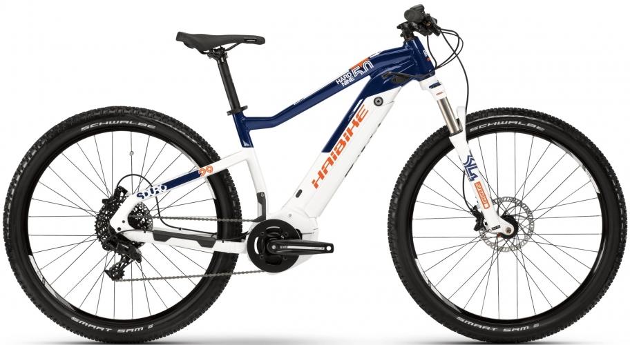 Электровелосипед HAIBIKE SDURO HardNine 5.0 29 2019