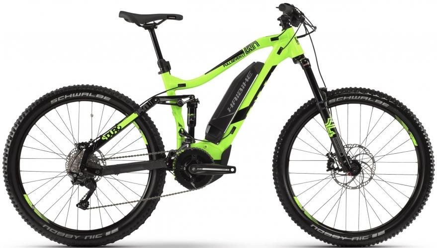 Электровелосипед HAIBIKE SDURO FullSeven LT 4.0 27.5 2019