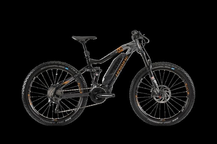 Электровелосипед HAIBIKE SDURO FULLSEVEN LT 6.0 27.5 2020