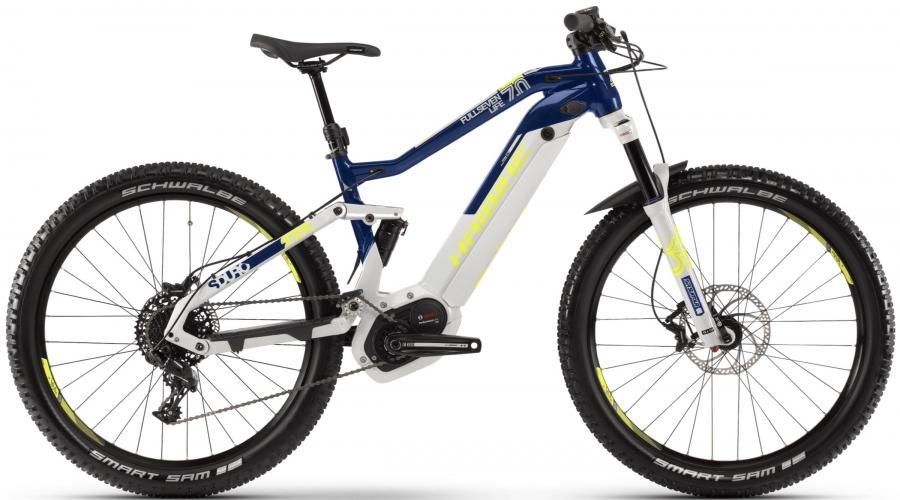 Электровелосипед HAIBIKE SDURO FullSeven Life 7.0 27.5 2019
