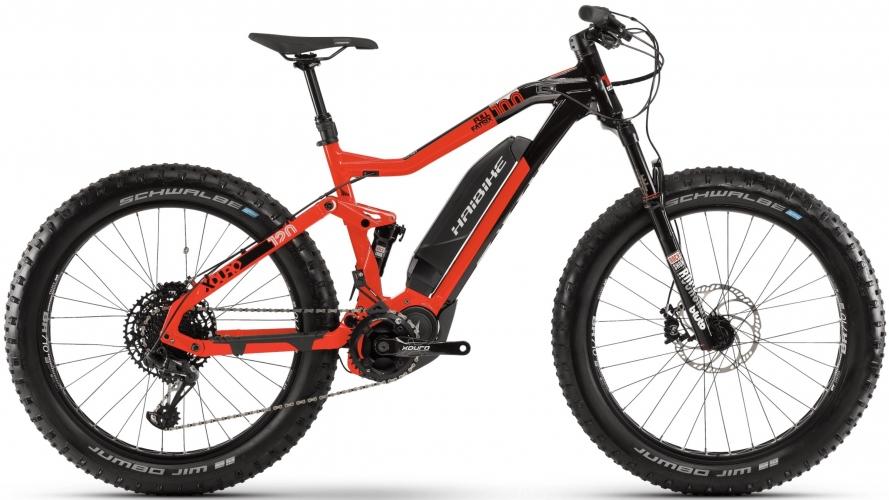 Электровелосипед HAIBIKE XDURO FullFatSix 10.0 26 2019