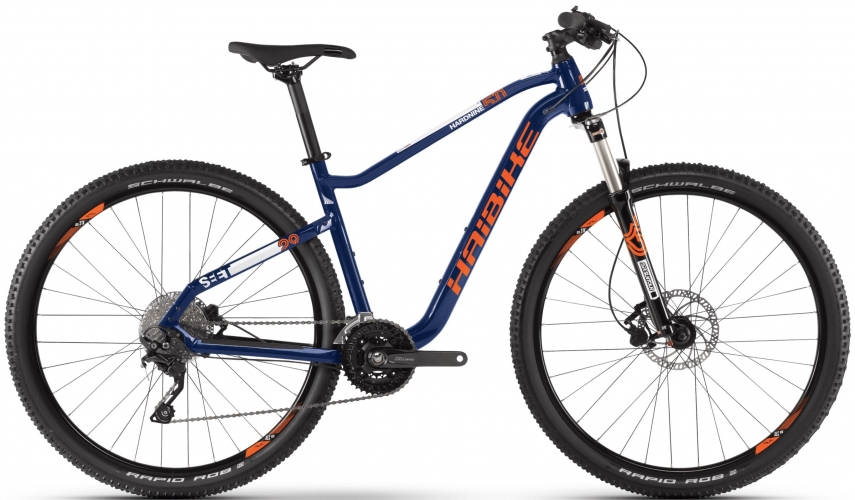 Велосипед HAIBIKE SEET HardNine 5.0 29 2020