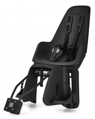 Детское кресло Bobike Maxi ONE, на раму и багажник, заднее
