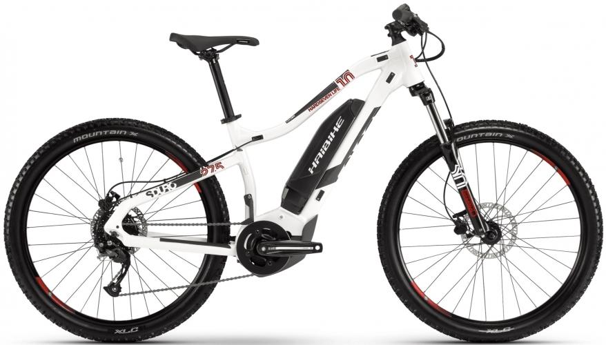 Электровелосипед HAIBIKE SDURO HardSeven Life 1.0 27.5 2019