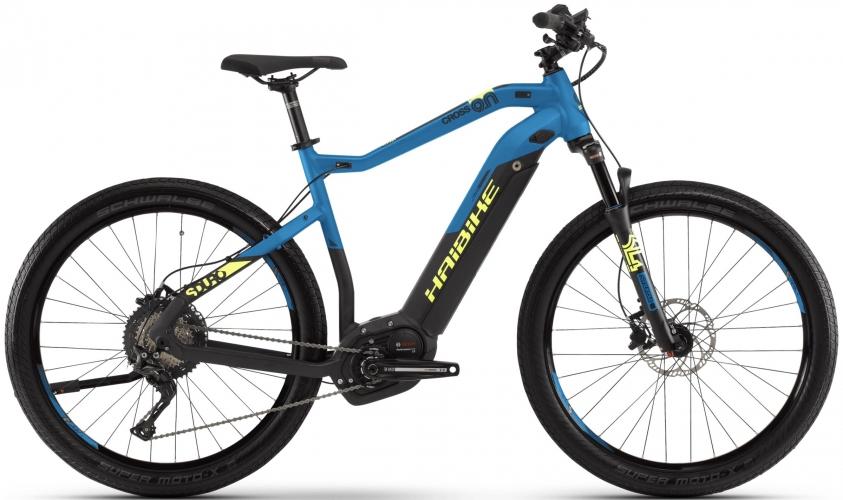Электровелосипед HAIBIKE SDURO Cross 9.0 28 2019
