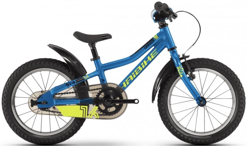 Велосипед HAIBIKE SEET Greedy 16 2020