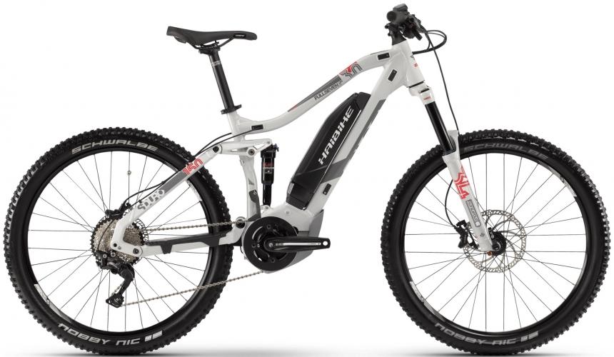 Электровелосипед HAIBIKE SDURO FullSeven Life LT 3.0 27.5 2019