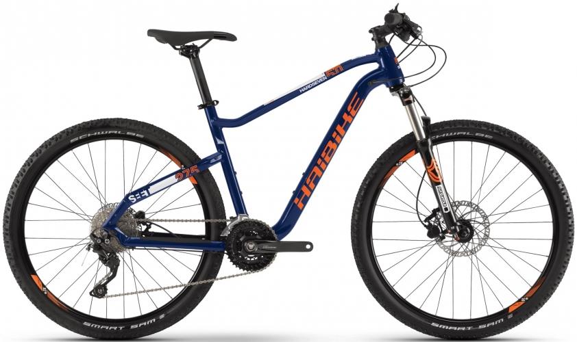 Велосипед HAIBIKE SEET HardSeven 5.0 27.5 2020