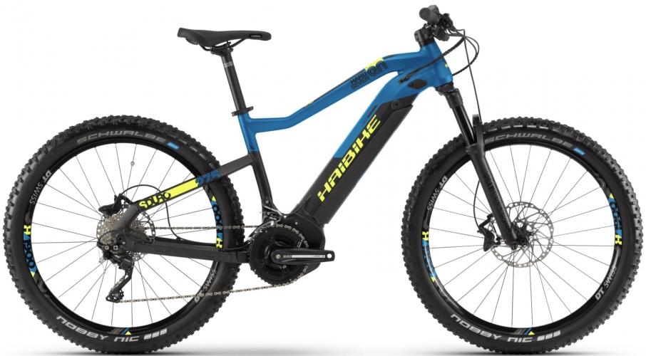 Электровелосипед HAIBIKE SDURO HardSeven 9.0 27.5 2019