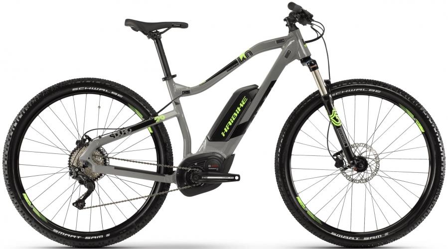 Электровелосипед HAIBIKE SDURO HardNine 4.0 29 2019