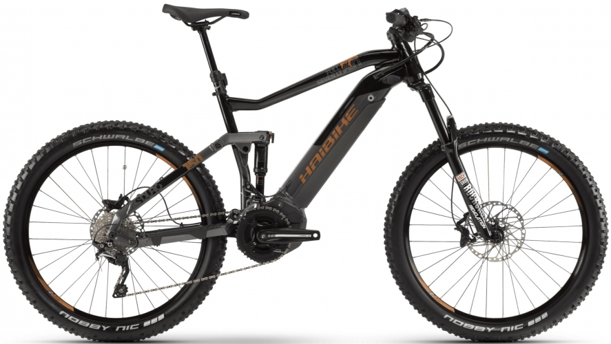 Электровелосипед HAIBIKE SDURO FullSeven LT 6.0 27.5 2019