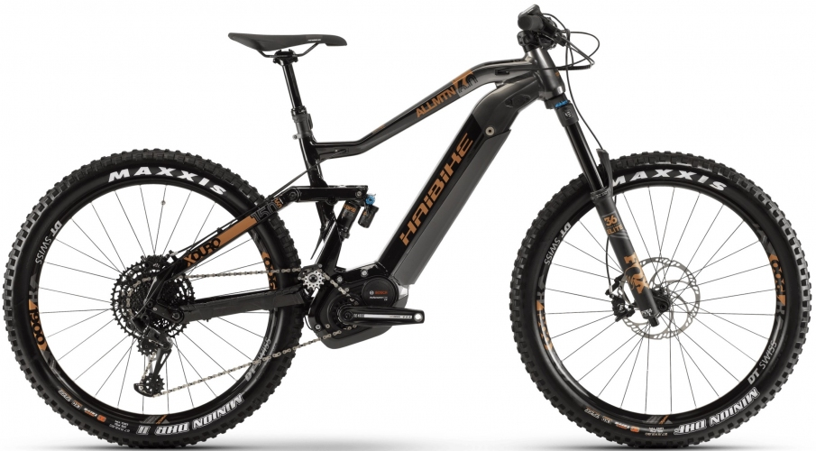 Электровелосипед HAIBIKE XDURO AllMtn 6.0 27.5 2019