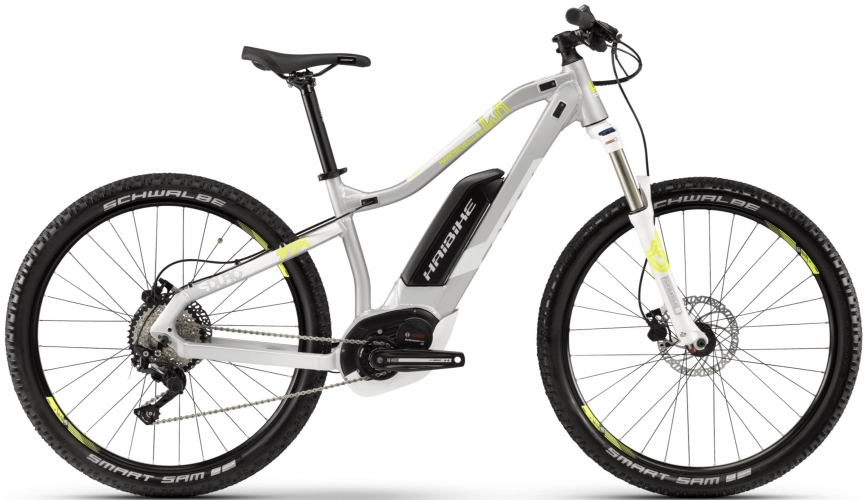 Электровелосипед HAIBIKE SDURO HardSeven Life 4.0 27.5 2019