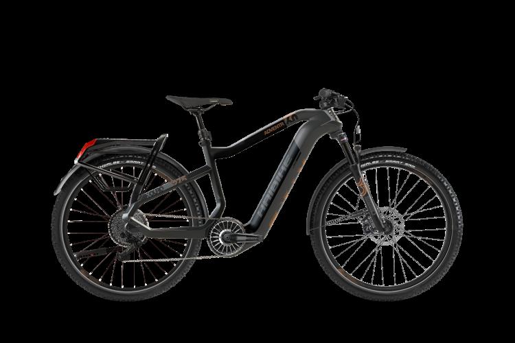 Электровелосипед HAIBIKE XDURO ADVENTR 6.0 Carbon FLYON 27.5 2020